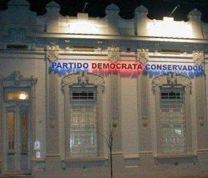 partido democrata conservador