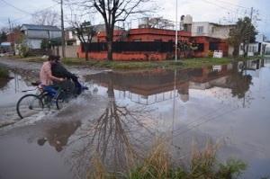 inundaciones malvinas argentinas