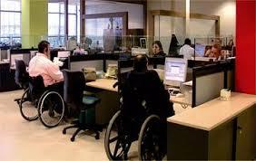 trabajo discapacitados