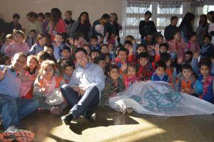 nardini y los niños
