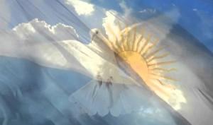 bandera paloma