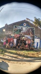 Muralistas de Grand Bourg