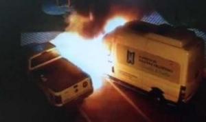 atentado contra camionetas