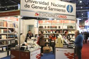 UNGS Feria del libro