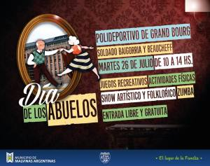 dia del abuelo en malvinas argentinas